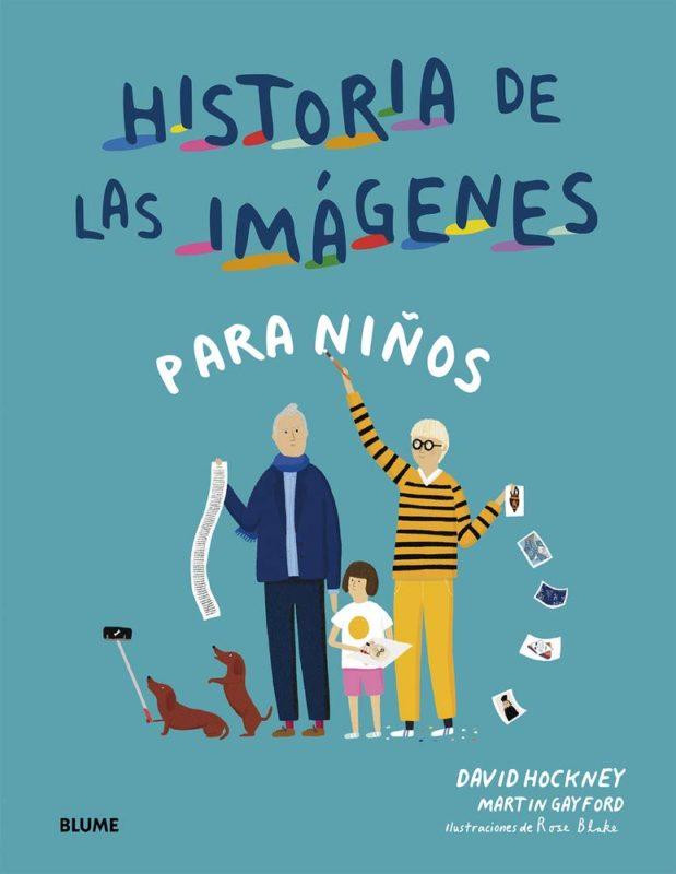 Historia de las imágenes para niños (Español) Tapa dura
