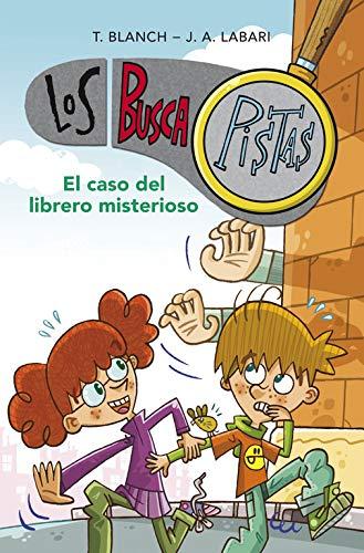 El caso del librero misterioso (Serie Los BuscaPistas 2) (Español) Tapa blanda