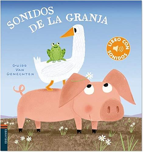 Sonidos de la granja (Libros con sonidos) (Español) Tapa dura