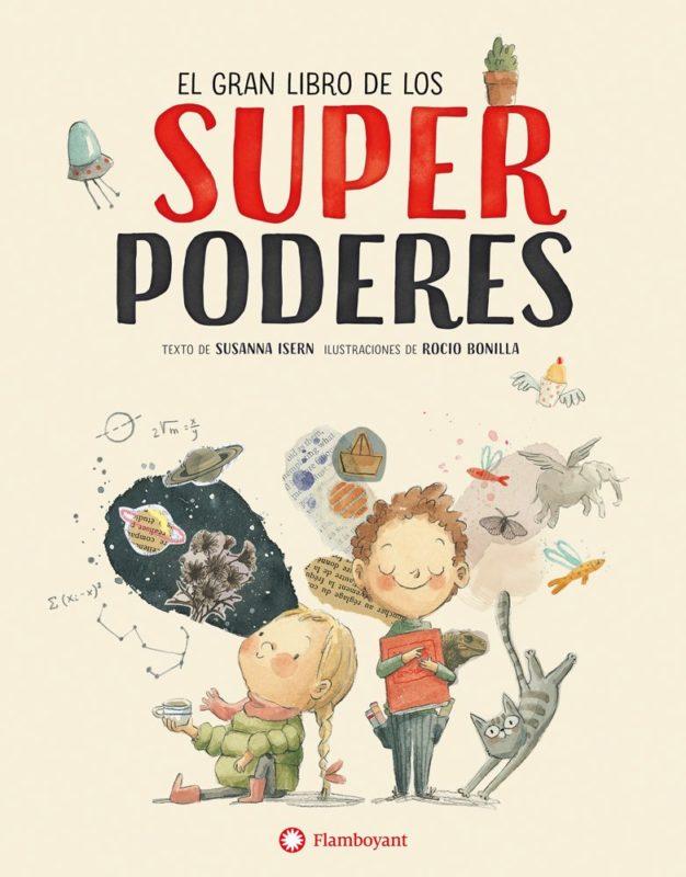 El gran libro de los superpoderes (Español) Tapa dura