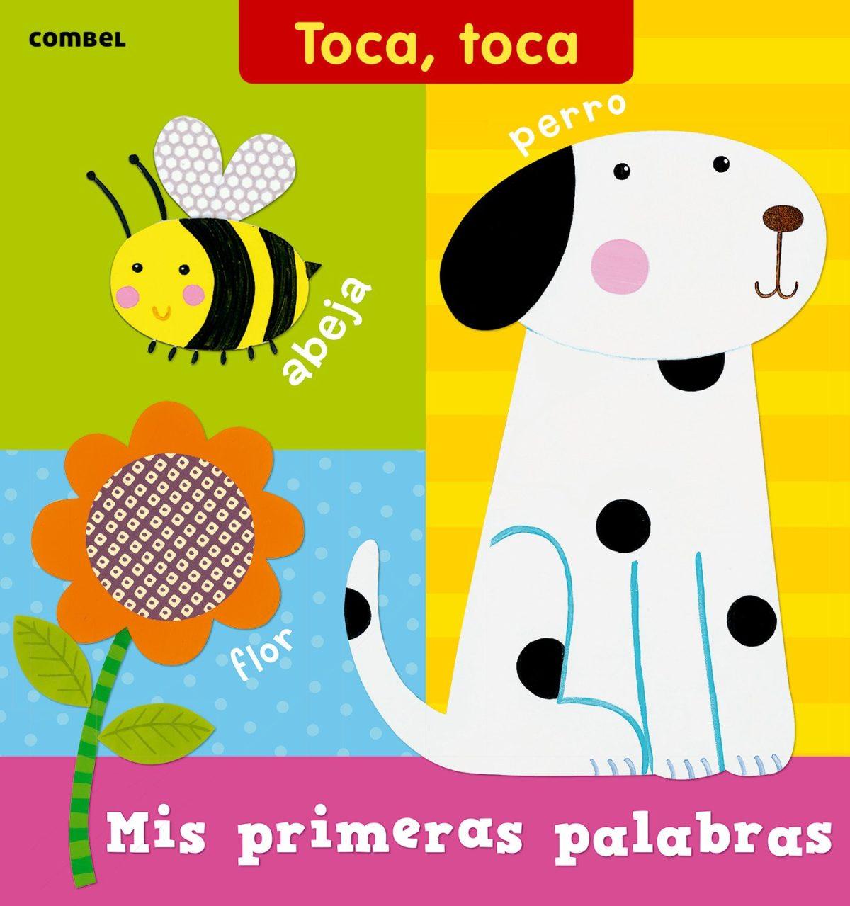 Mis primeras palabras (Toca, toca) (Español) Libro de cartón