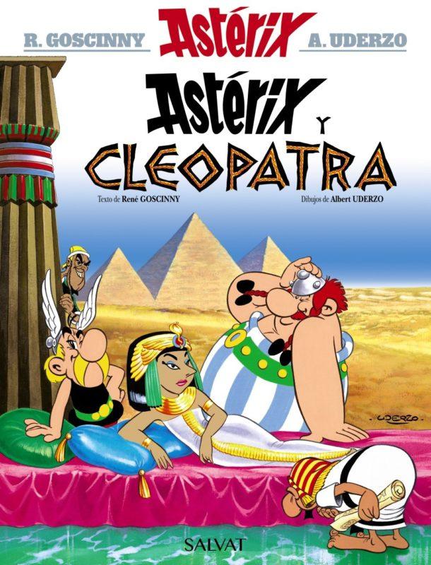 Astérix y Cleopatra (Castellano - A Partir De 10 Años - Astérix - La Colección Clásica) (Español) Tapa dura