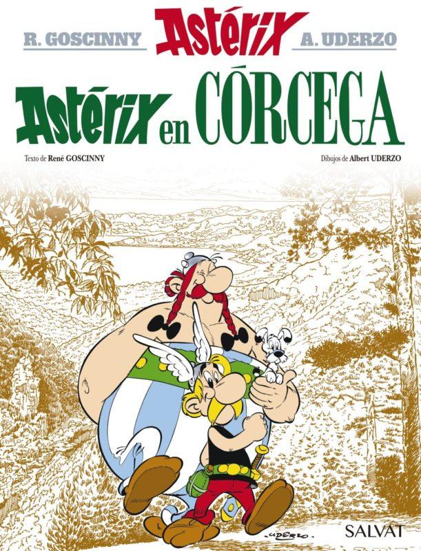 Astérix en Córcega (Castellano - A PARTIR DE 10 AÑOS - ASTÉRIX - La Colección Clásica) (Español) Tapa dura