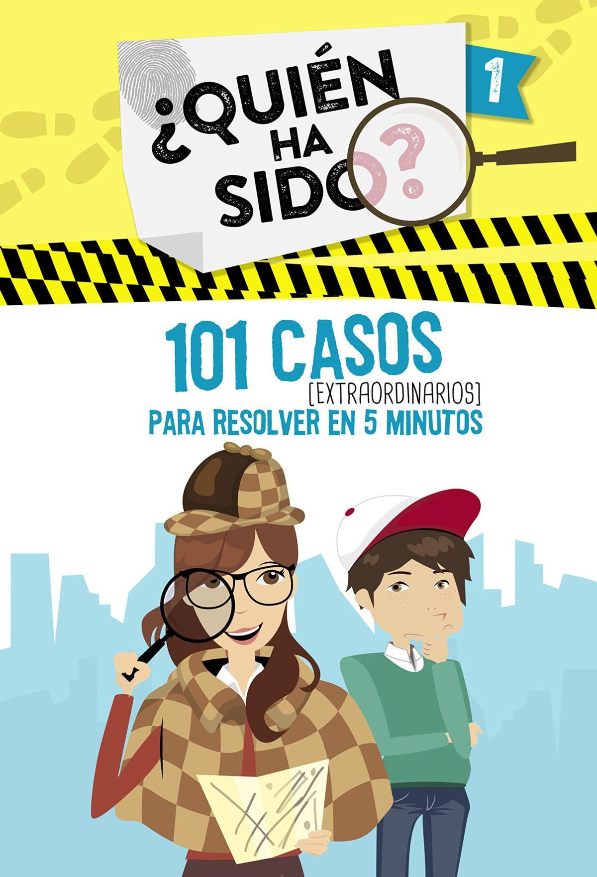 101 casos extraordinarios para resolver en 5 minutos (Serie ¿Quién ha sido? 1) (Español) Tapa blanda