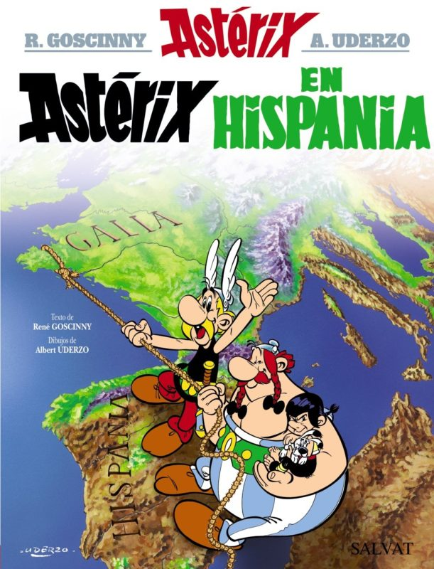 Astérix en Hispania (Castellano - A Partir De 10 Años - Astérix - La Colección Clásica) (Español) Tapa dura