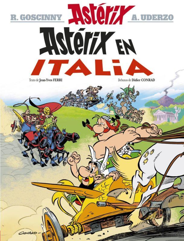 Astérix en Italia (Castellano - A Partir De 10 Años - Astérix - La Colección Clásica) (Español) Tapa dura