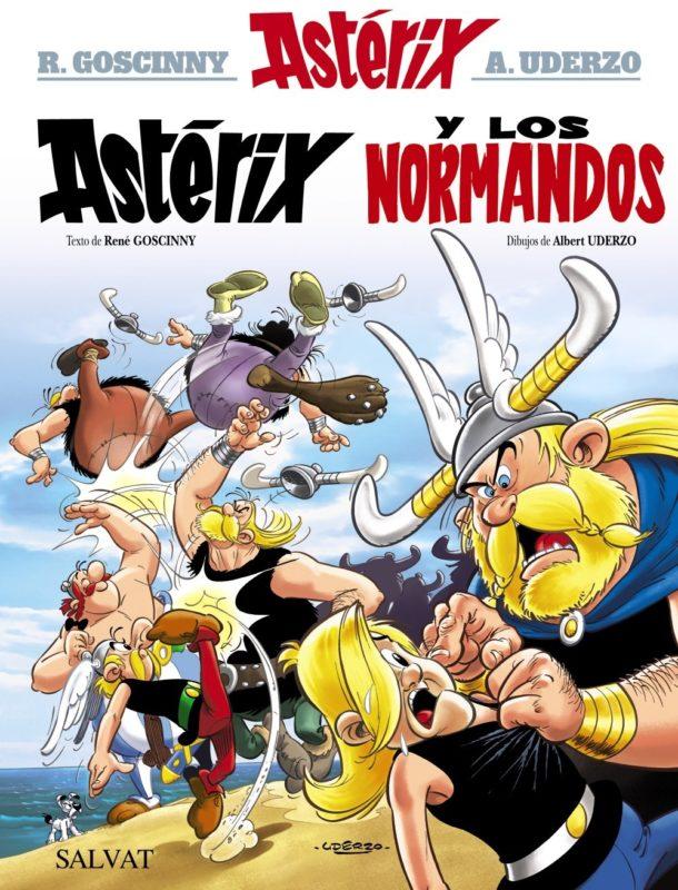 Astérix y los normandos (Castellano - A PARTIR DE 10 AÑOS - ASTÉRIX - La Colección Clásica) (Español) Tapa dura
