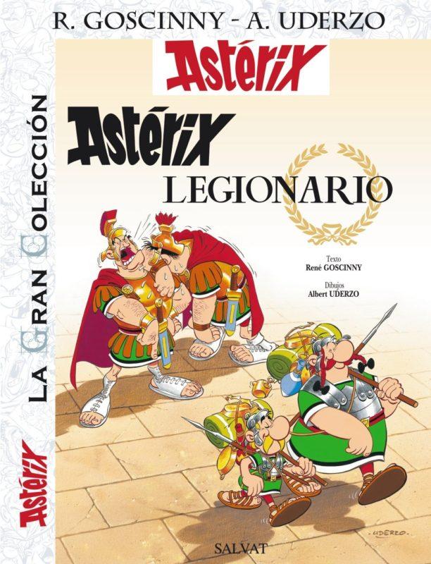 Astérix legionario. La Gran Colección (Castellano - A Partir De 10 Años - Astérix - La Gran Colección) (Español) Tapa dura