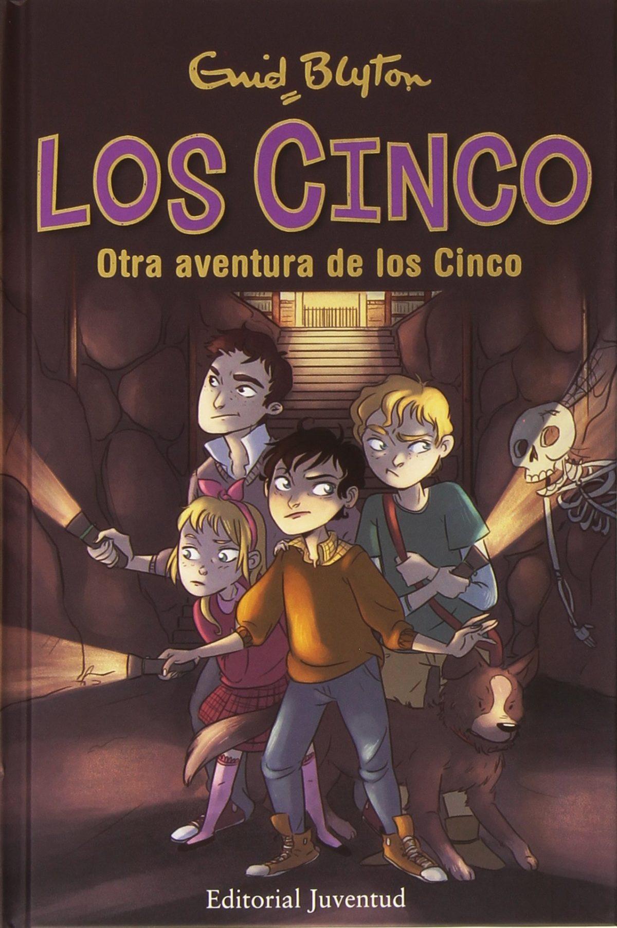 Otra aventura de los Cinco (Español) Tapa dura