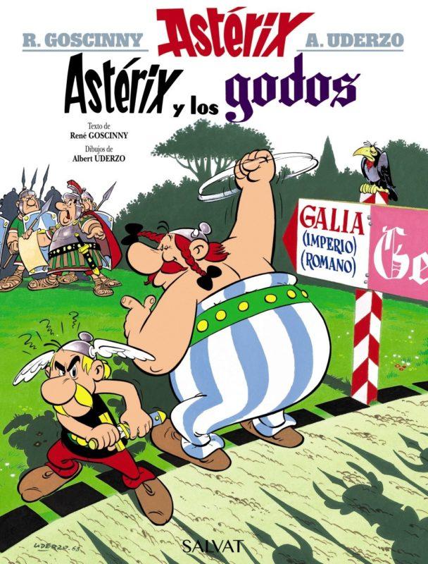 Astérix y los godos (Castellano - A Partir De 10 Años - Astérix - La Colección Clásica) (Español) Tapa dura
