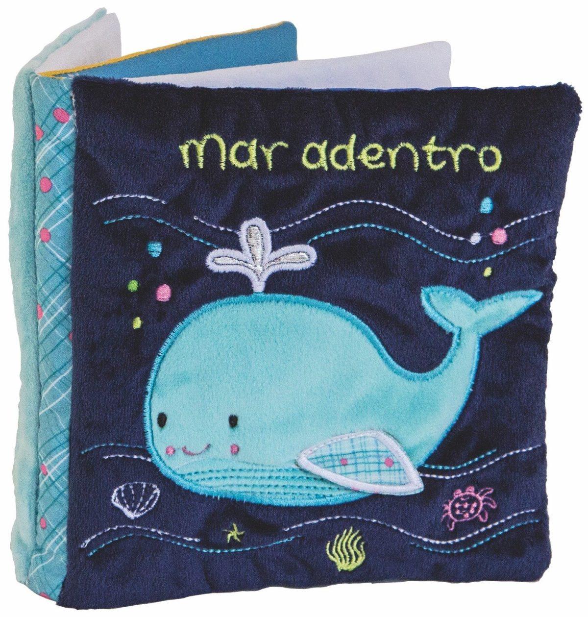 Mar adentro (Español) Libro de tela