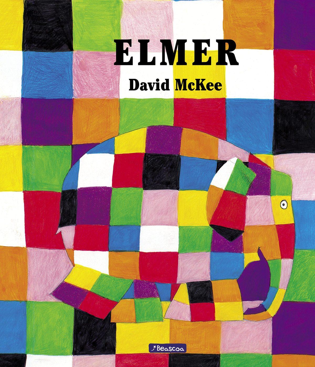 Elmer (Elmer. Álbum ilustrado) (Español) Tapa dura