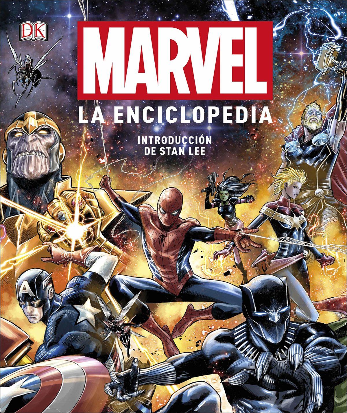 Marvel. La enciclopedia: Prólogo de Stan Lee (Español) Tapa dura