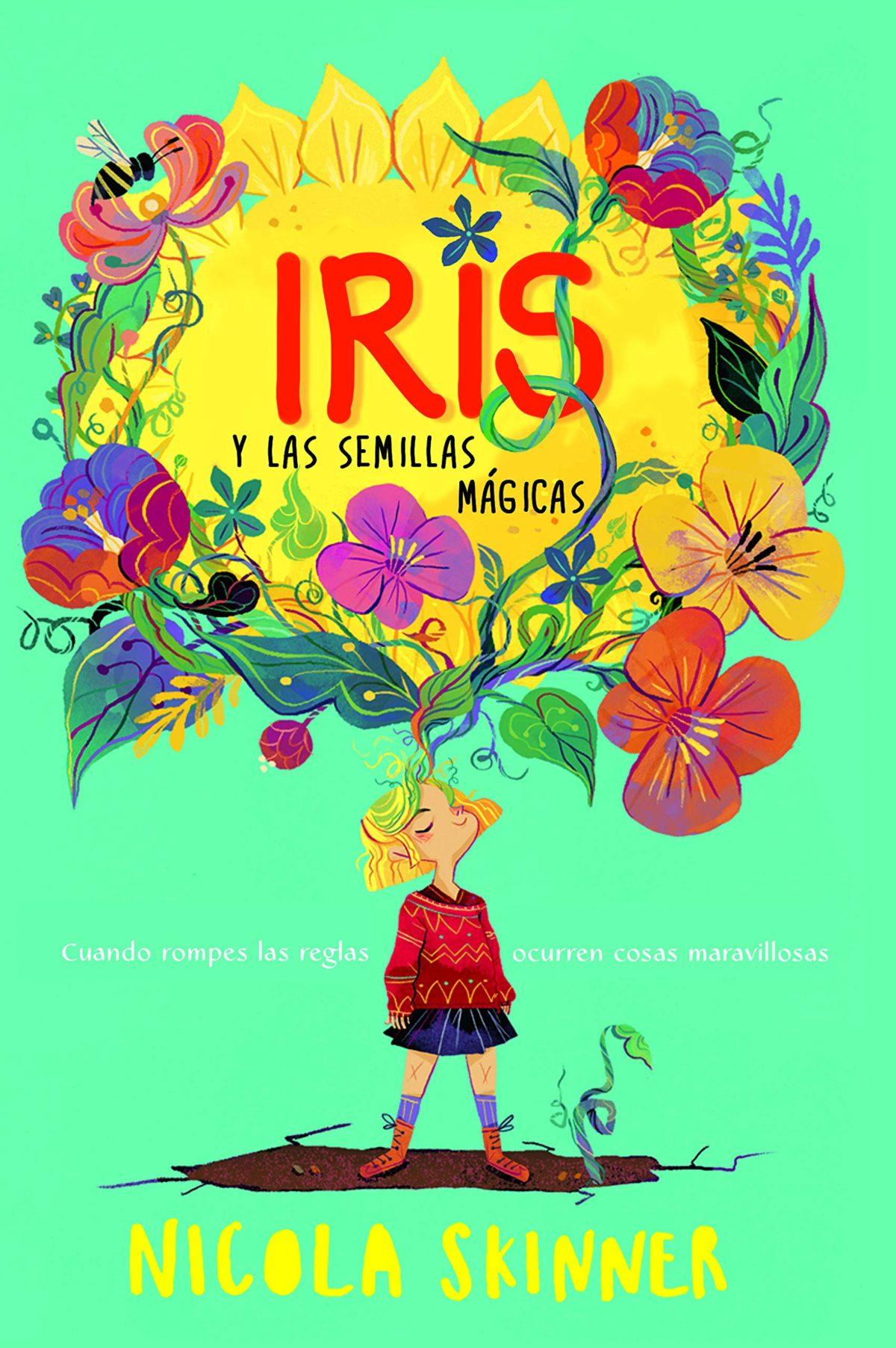 Iris y las semillas mágicas (HarperKids) (Español) Tapa blanda