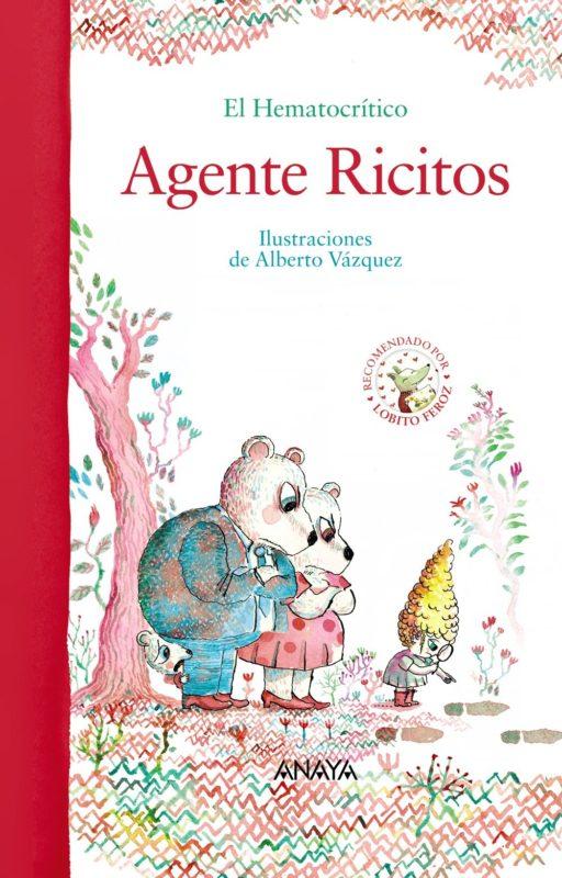 Agente Ricitos (Primeros Lectores (1-5 Años) - Álbum Ilustrado) (Español) Libro de cartón