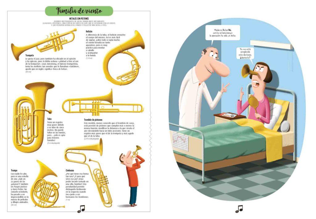 El gran libro de los instrumentos musicales (IDEAKA) (Español) Tapa dura