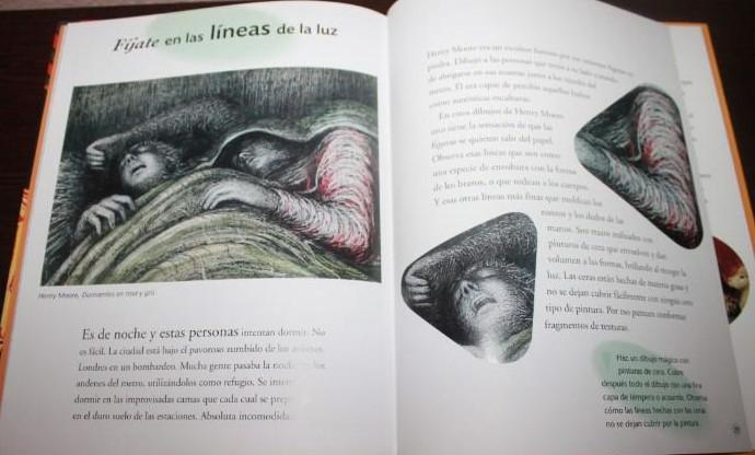 Mira la luz en el arte (NO FICCIÓN INFANTIL) (Español) Tapa dura