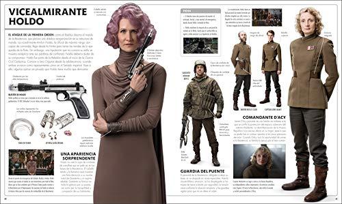 Star Wars Los últimos Jedi. Diccionario Visual (Español) Tapa dura