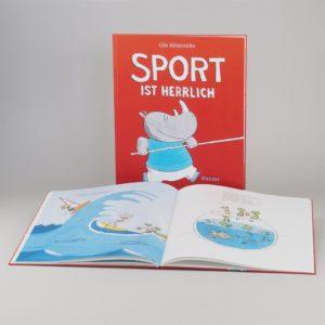 El deporte es genial (Álbumes ilustrados) (Español) Tapa dura