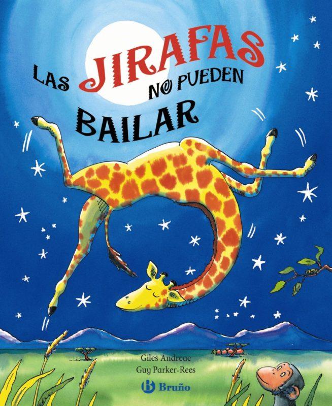 Las jirafas no pueden bailar (Castellano - A PARTIR DE 6 AÑOS - MANIPULATIVOS (LIBROS PARA TOCAR Y JUGAR), POP-UPS - Pop-ups) (Español) Tapa dura