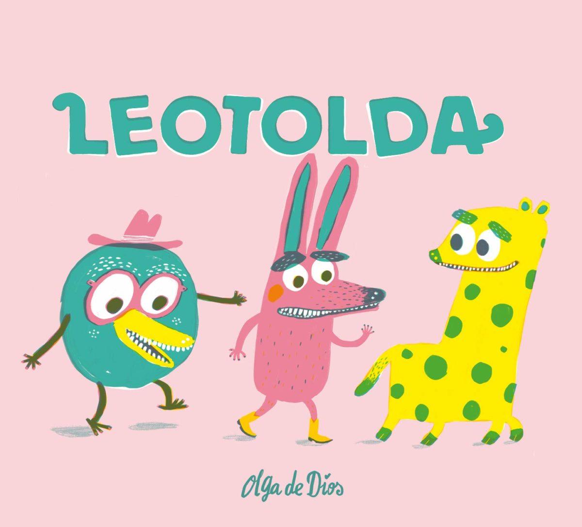 Leotolda (Español) Tapa dura