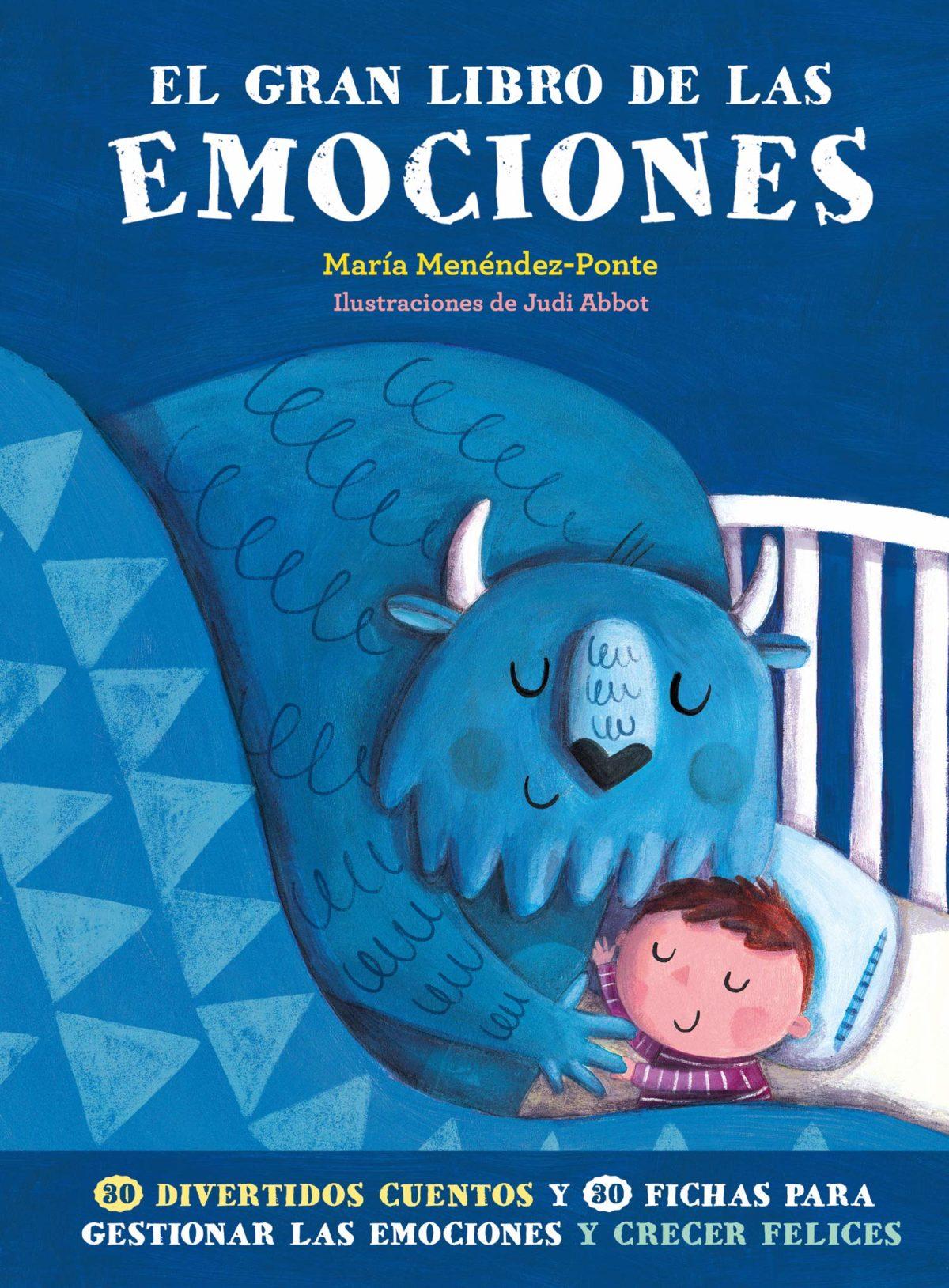 El gran libro de las emociones (INFANTIL) (Español) Tapa dura