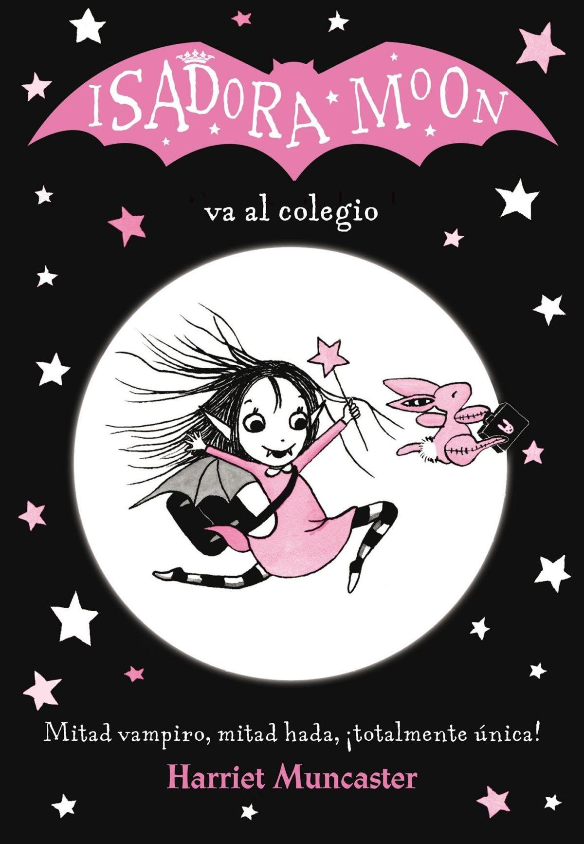 Isadora Moon va al colegio (Español) Tapa blanda