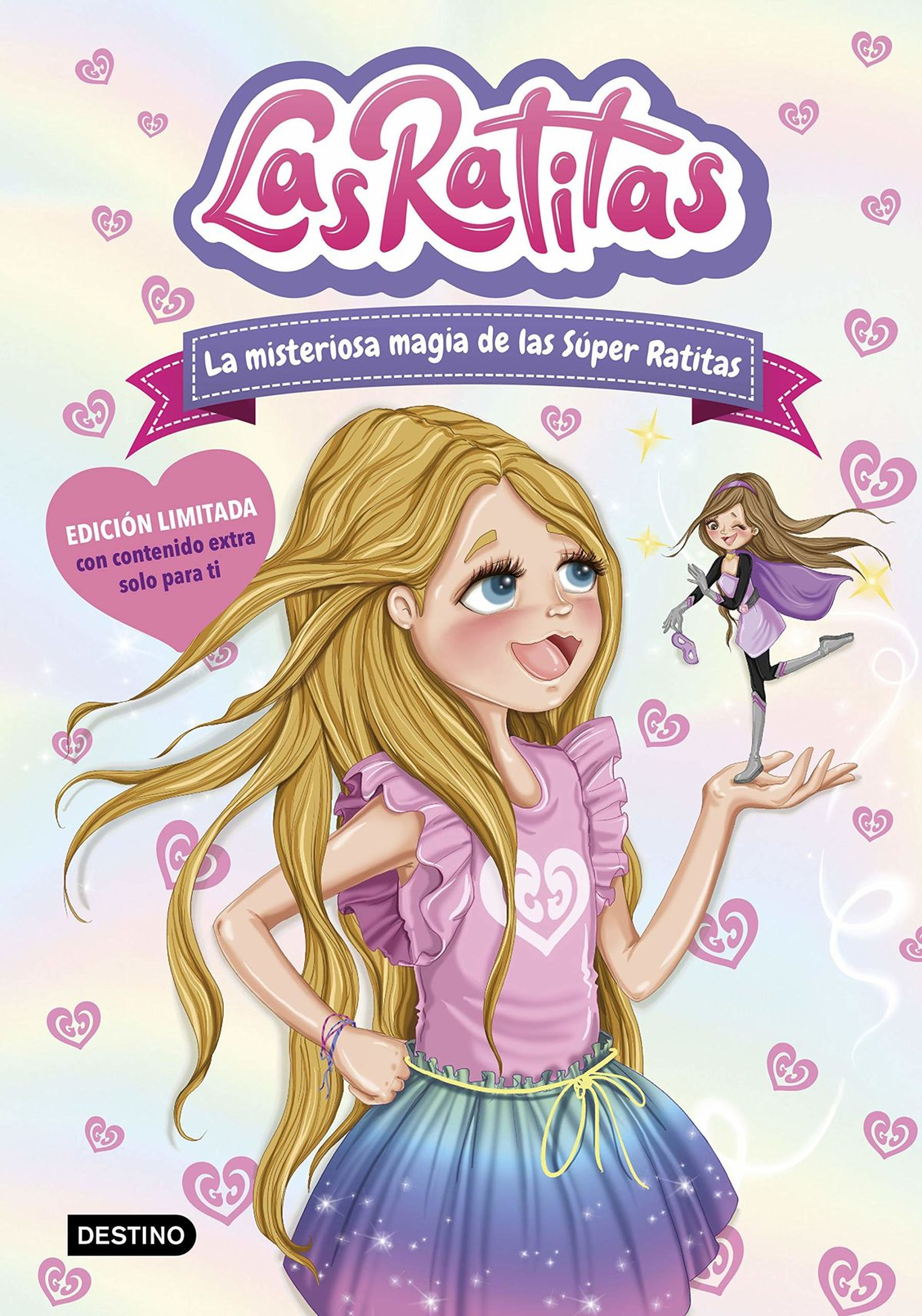Las Ratitas 3. La misteriosa magia de las Súper Ratitas. Edición especial (Youtubers infantiles) (Español) Tapa dura