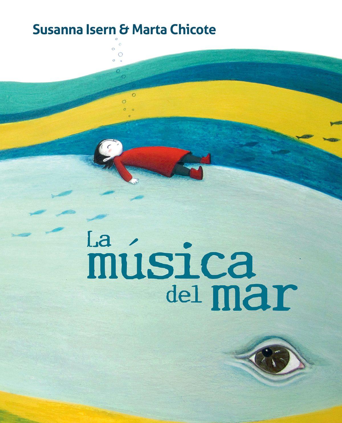 La música del mar (Español) Tapa dura
