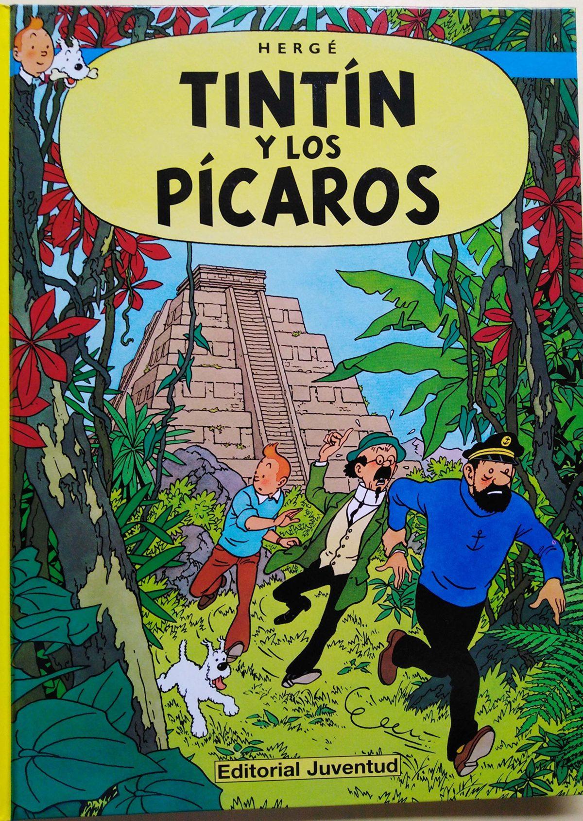 Tintín y los Pícaros - Las Aventuras de Tintín (Cartoné)