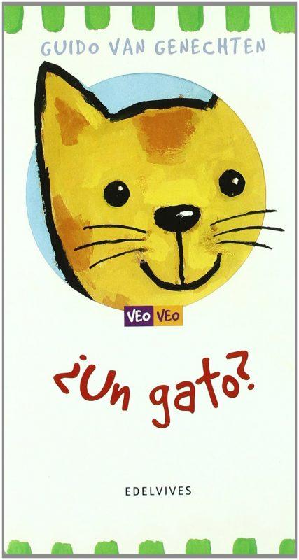 ¿Un gato?: 4 (Veo Veo)