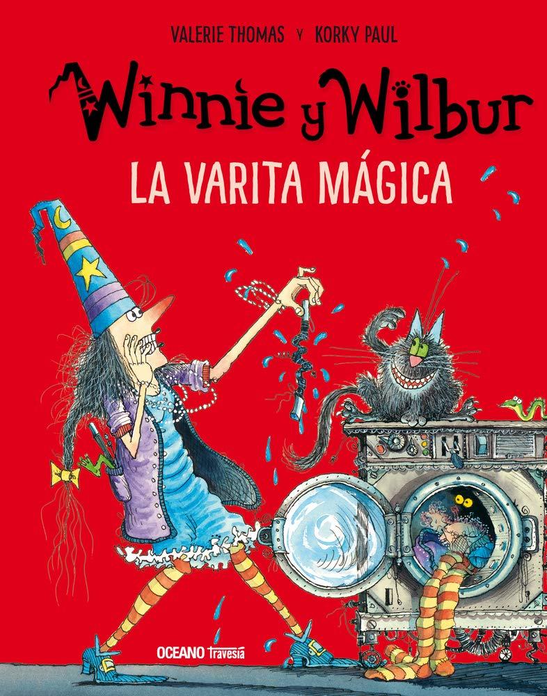 Winnie Y Wilbur. La Varita Mágica (Nueva Edición)